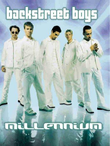 9780769286068: Backstreet Boys -- Millennium: Piano/Vocal/Guitar