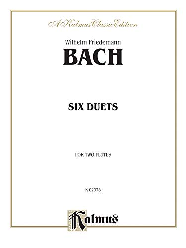 Three Duets, Opus 27: For Two Flutes: 0 (Kalmus Edition)