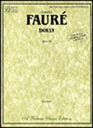 9780769289328: Faure Dolly Suite Duet for 1 Piano and Four Hands