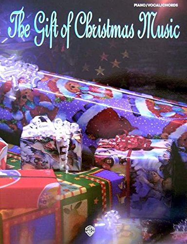 9780769289342: The Gift of Christmas Music: Piano/Vocal/Chords (Pvg)