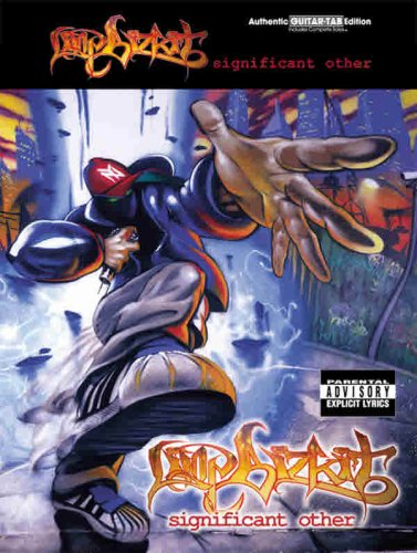 9780769290102: Limp Bizkit -- Significant Other: Authentic Guitar TAB