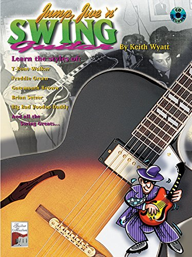 9780769290201: Jump, Jive 'n' Swing Guitar (Book & CD) (Jazz Masters Series)