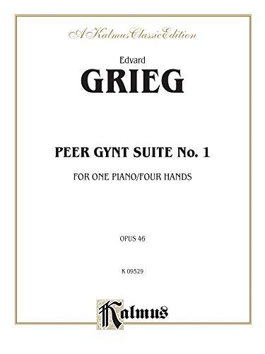9780769290218: Peer Gynt Suite No. 1, Op. 46 (Kalmus Edition)