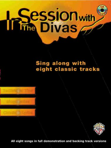 9780769290577: In Session with the Divas (Book & CD)