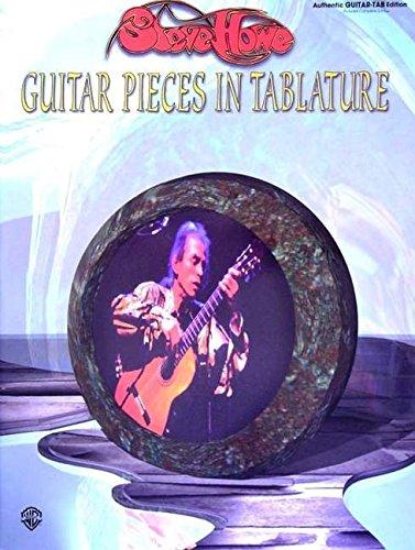 Steve Howe Guitar Pieces In Tablature Authentic Guitar Tab Edition (0769290760) by Steve Howe