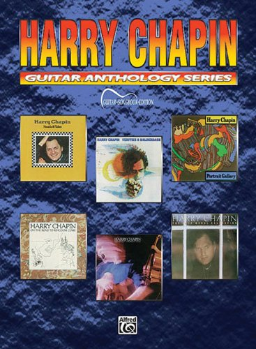 9780769291154: Harry Chapin: Guitar Songbook