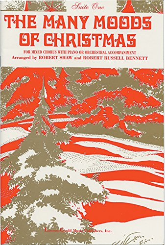 9780769291420: The Many Moods of Christmas: Suite 1, SATB (English Language Edition) (Lawson-Gould)