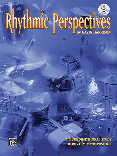 9780769291468: Rhythmic Perspectives: A Multidimensional Study of Rhythmic Composition, Book & CD