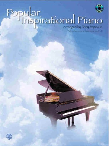 9780769291710: Popular Inspirational Piano (Book & CD)