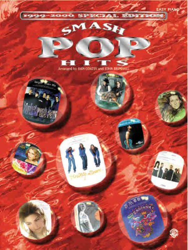 Smash Pop Hits: 1999-2000 Special Edition (0769292739) by Coates, Dan; Brimhall, John