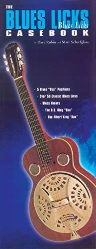 9780769293448: The Blues Licks Casebook (Casebook Series)
