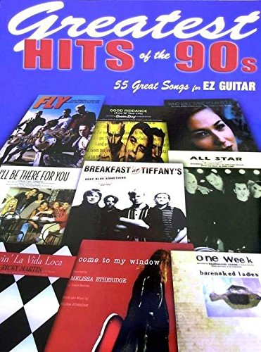 9780769294049: Greatest Hits of the 90s - 55 Great Songs for Ez Guitar