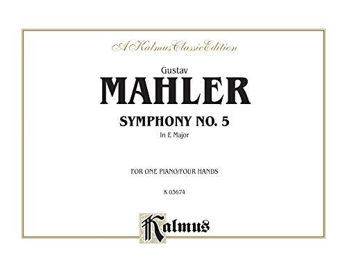9780769294452: Symphony No. 5: Comb Bound Book (Kalmus Edition)