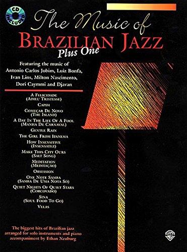 The Music of Brazilian Jazz Plus One: E-Flat Instruments (Book & CD): Neuburg, Ethan
