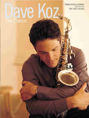 9780769294933: The Dance: Piano/Vocal/Chords with Sax Solo