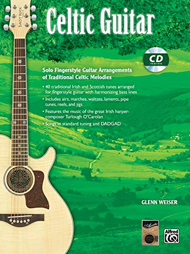 9780769296807: Celtic Guitar