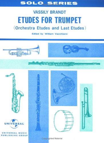 9780769297798: Etudes for Trumpet