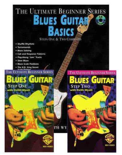 9780769298153: Blues Guitar Basics (The Ultimate Beginner Series)