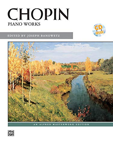 9780769298542: Chopin - Piano Works (Alfred Masterwork Edition)