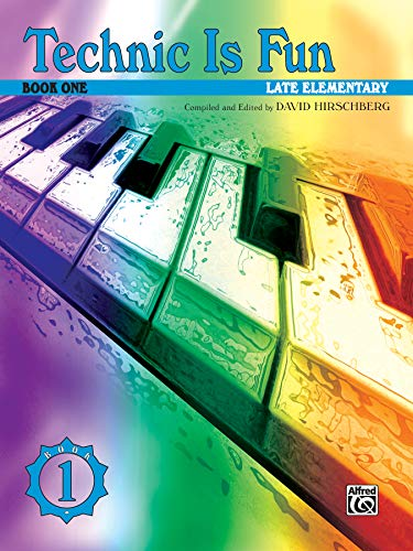 9780769298801: Technic Is Fun: Book One : Late Elementary