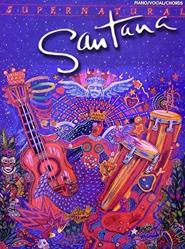 9780769299082: Carlos Santana -- Supernatural: Piano/Vocal