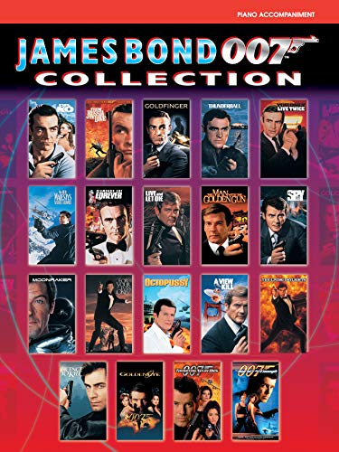 9780769299105: James Bond 007 Collection: Piano Acc: Piano Accompaniment