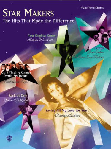 9780769299242 Star Makers The Hits That Made The Difference Piano