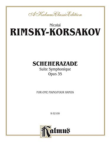9780769299884: Scheherazade (Suite Symphonique, Op. 35) (Kalmus Edition)
