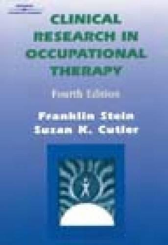 9780769300474: Clinical Research in Occupational Therapy