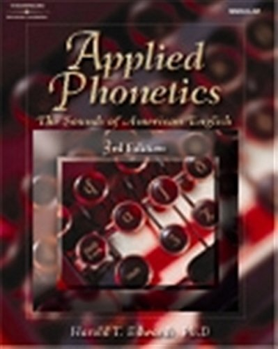 9780769302607: Applied Phonetics: The Sounds of American English, 3rd Edition