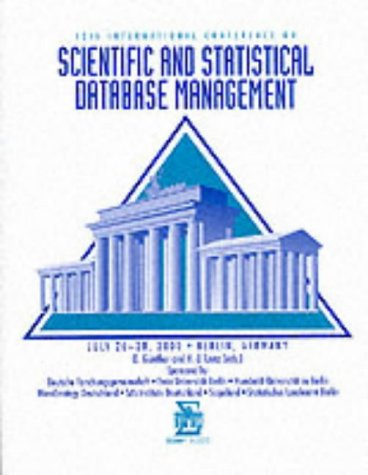 Proceedings 12th International Conference on Scientific and Statistical Database Management: 26-28 ...