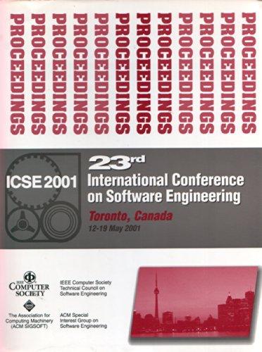 Software Engineering (Icse 2001): 23rd International Conference: Ont.) SCM 2001