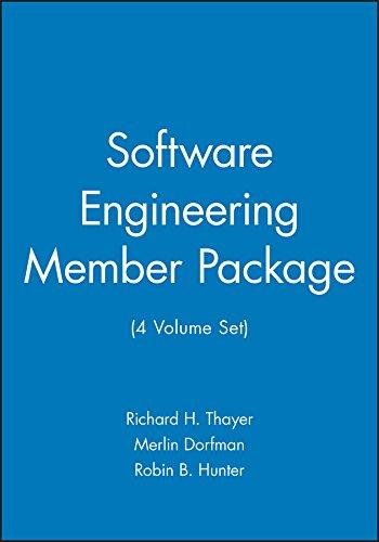 Software Engineering Member Package (Paperback): Richard H. Thayer, Merlin Dorfman, Robin B. Hunter