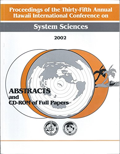 9780769514352: System Sciences (Hicss-35 2002), 35th Annual Hawaii International Conference on