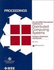 Proceedings of the 23rd International Conference on IEEE Distributed Computing Systems (Paperback):...