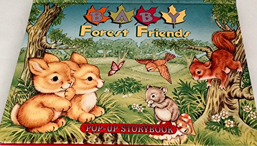 9780769600376: Baby Forest Animals Pop Up Book