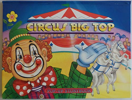 9780769600406: Circus Big Top Pop Up Book