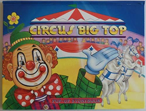 9780769600406: Circus Big Top Pop Up Book