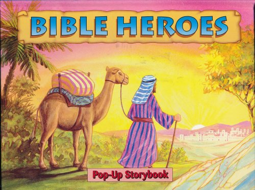 9780769603513: Bible Heroes A Personalized Pop-Up Storybook