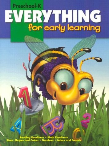9780769607481: Everything for Early Learning: Grades Preschool-K