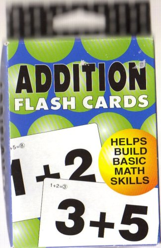 9780769623658: Brighter Child Addition Flash Cards