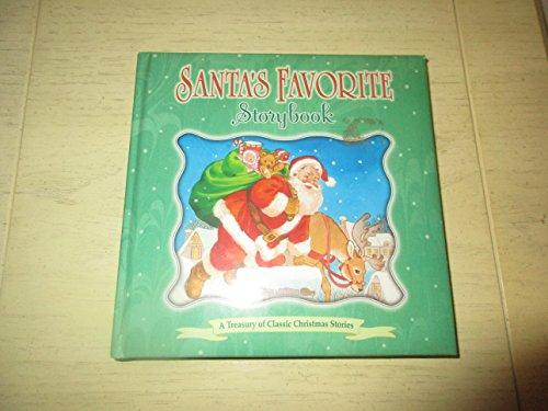 9780769625683 santas favorite storybook a treasury of classic christmas stories - Classic Christmas Stories