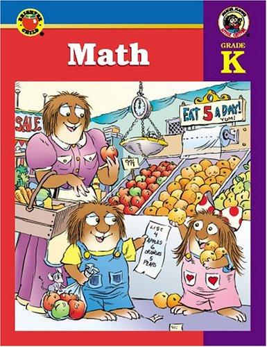 9780769630106: Mercer Mayer Math, Grade K