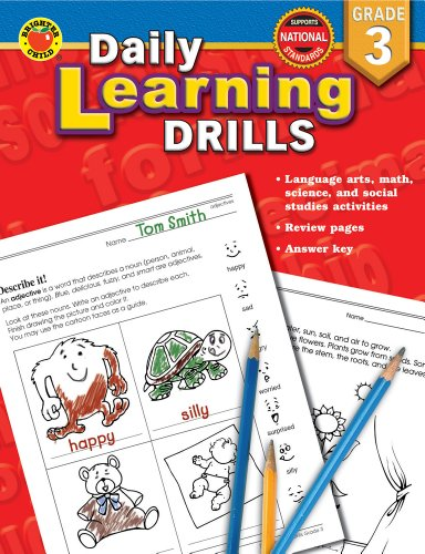 9780769630939: Daily Learning Drills Grade 3