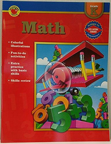 9780769632100: Brighter Child:Math Gr K