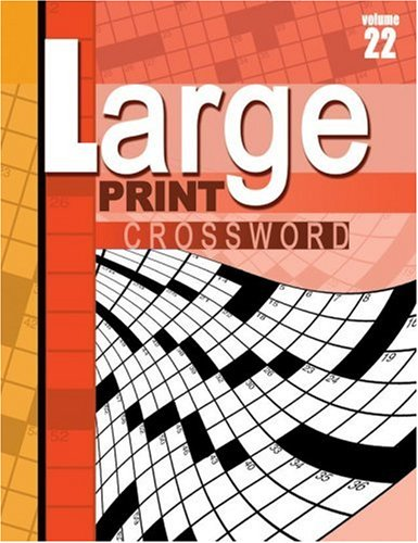 Large Print Crossword Puzzle Book: School Specialty Publishing; Douglas, Vincent