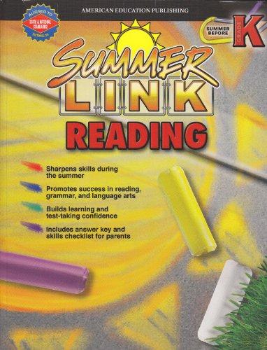 9780769633190: Summer Link Reading, Preschool-Kindergarten