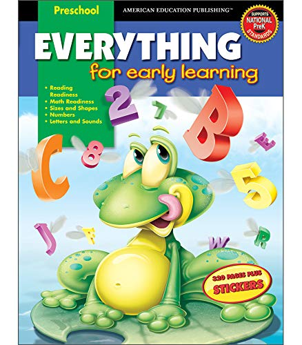 9780769633473: Everything For Early Learning, Preschool