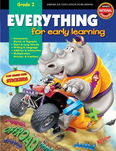 9780769633497: Everything for Early Learning, Grade 2