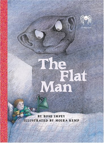 9780769633688: The Flat Man (Creepies)
